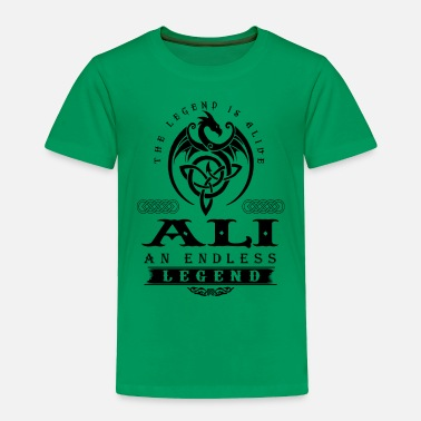 Ali ALI - Toddler Premium T-Shirt