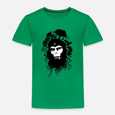 Green Peace Peace Green - Toddler Premium T-Shirt