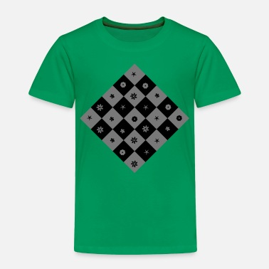 Pattern pattern - Toddler Premium T-Shirt