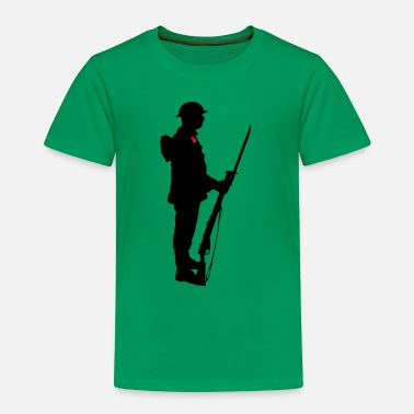 Ww1 A SOLDIER WW1 - Toddler Premium T-Shirt