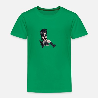 Teen teen wolf - Toddler Premium T-Shirt