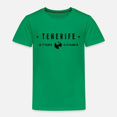 Tenerife - Toddler Premium T-Shirt