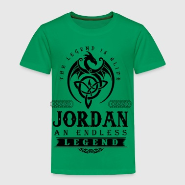 JORDAN - Toddler Premium T-Shirt