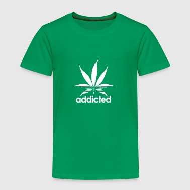 Addicted - Toddler Premium T-Shirt