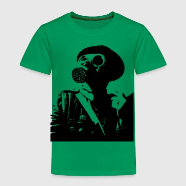 gas mask - Toddler Premium T-Shirt