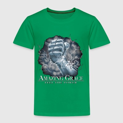 Amazing Grace - Toddler Premium T-Shirt