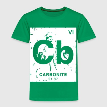 Carbonite Element - Toddler Premium T-Shirt