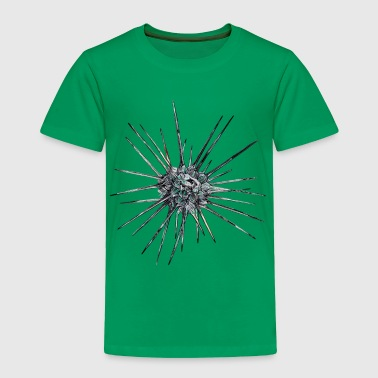 space sea urchin - Toddler Premium T-Shirt