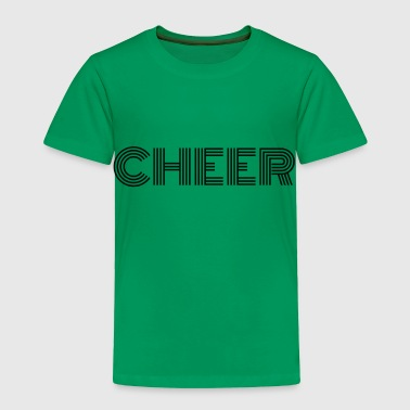 CHEER - Toddler Premium T-Shirt