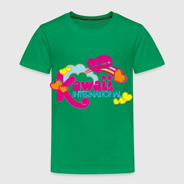 Kawaii - Toddler Premium T-Shirt