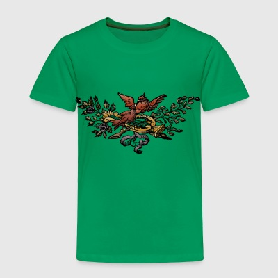 bird - Toddler Premium T-Shirt