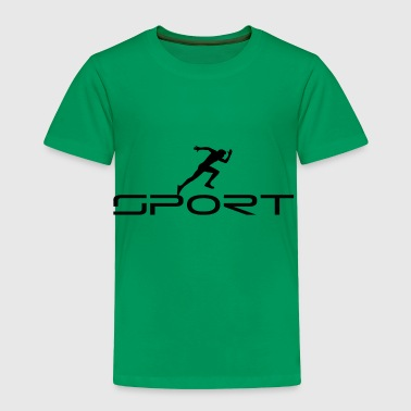 Sport Fitness - Toddler Premium T-Shirt