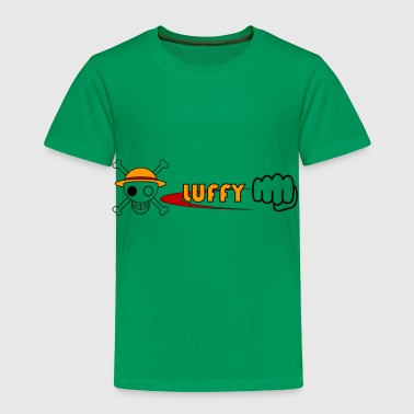 Luffy - Toddler Premium T-Shirt