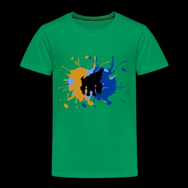 Vorago Splatter - Toddler Premium T-Shirt