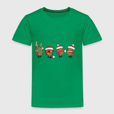 Ready for Christmas - Toddler Premium T-Shirt