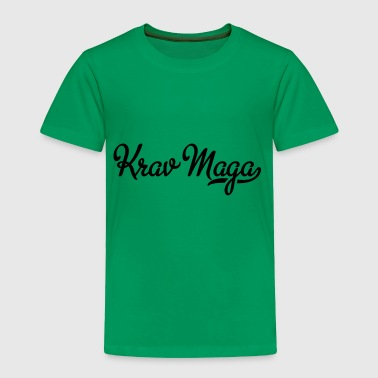 Krav Maga - Toddler Premium T-Shirt