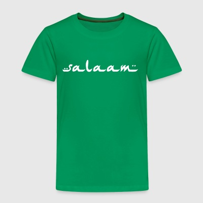 salaam - Toddler Premium T-Shirt