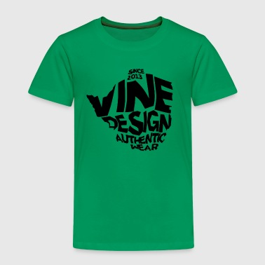 Vine ZW - Toddler Premium T-Shirt