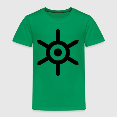 Cool Emblem - Toddler Premium T-Shirt