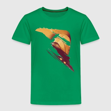 Test Flight - Toddler Premium T-Shirt