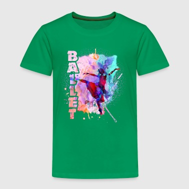 BALLET TEE SHIRT - Toddler Premium T-Shirt