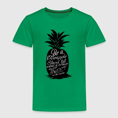 Pineapple - Toddler Premium T-Shirt