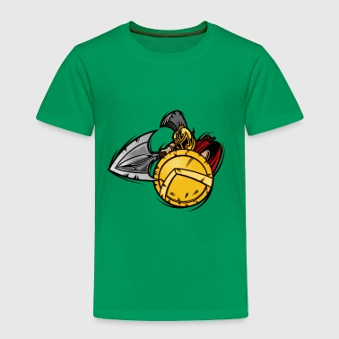 fighting_gladiator - Toddler Premium T-Shirt