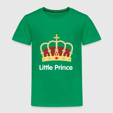 Crown Prince prince crown with jewels - Toddler Premium T-Shirt
