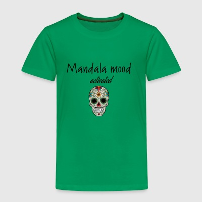 Mandala mood activated - Toddler Premium T-Shirt