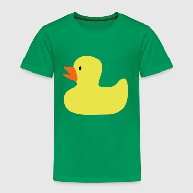 Duck - Toddler Premium T-Shirt