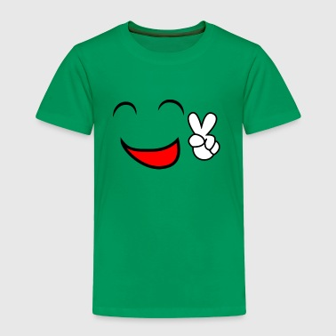Comic smile - Toddler Premium T-Shirt