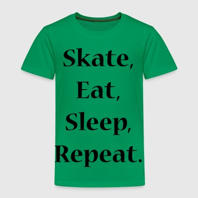 SKATE - Toddler Premium T-Shirt