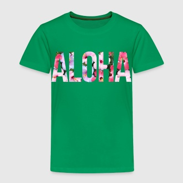AD Aloha - Toddler Premium T-Shirt