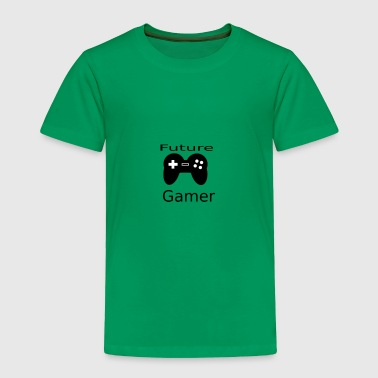future gamer - Toddler Premium T-Shirt