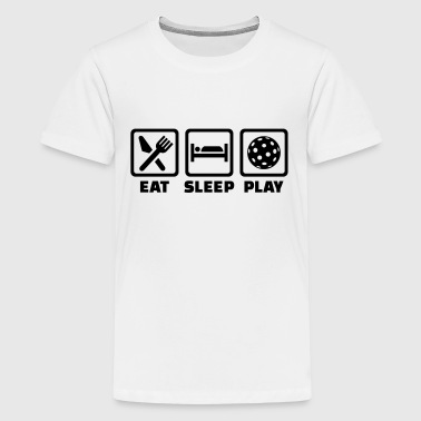Floorball - Kids' Premium T-Shirt