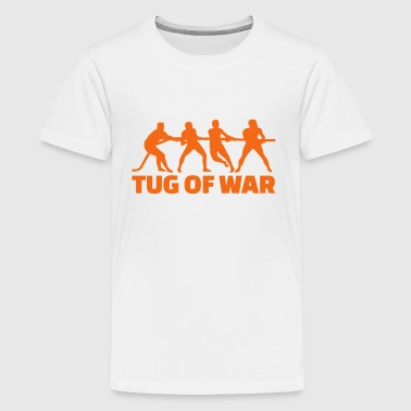 Tug of war - Kids' Premium T-Shirt