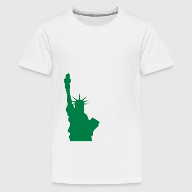 Statue of Liberty, Lady Liberty - Kids' Premium T-Shirt