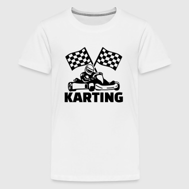Karting - Kids' Premium T-Shirt
