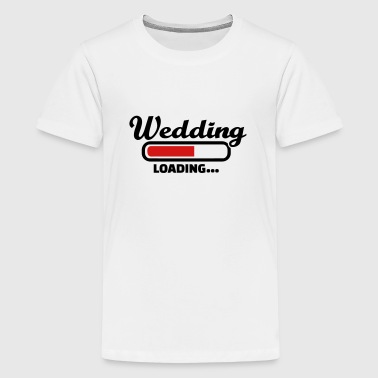 Wedding - Kids' Premium T-Shirt