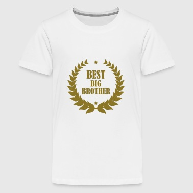 Baby Brother Jokes Brother Friend Bro Bruder Frère Hermano Baby - Kids' Premium T-Shirt