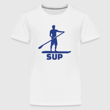 Stand up paddling - Kids' Premium T-Shirt