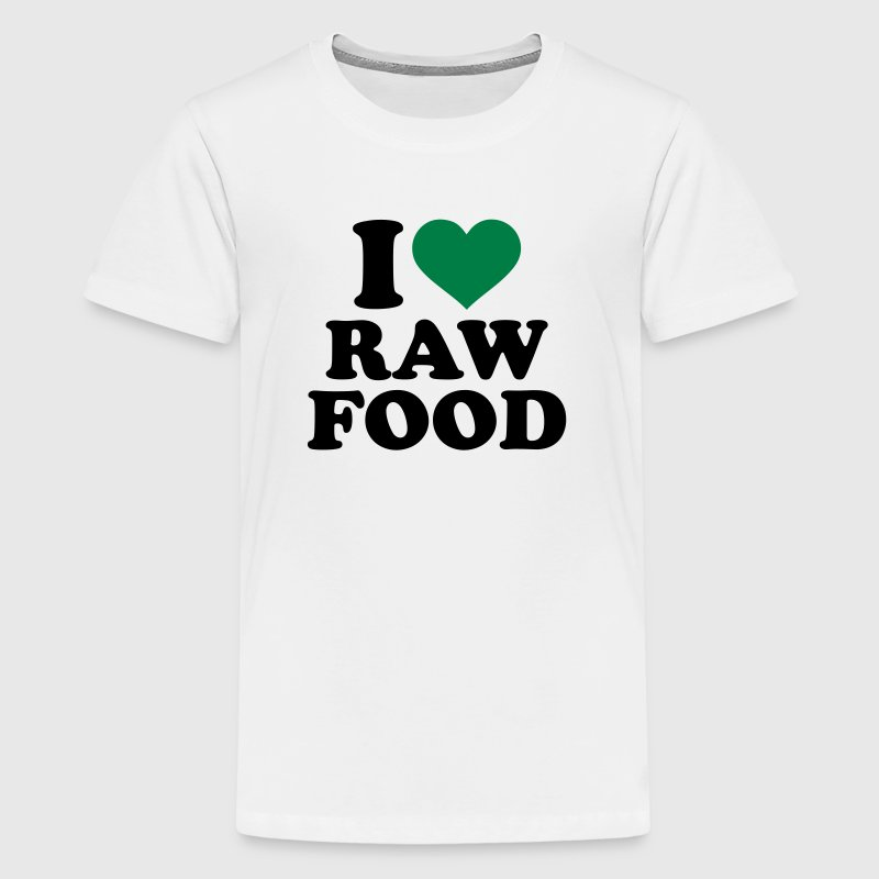 Raw food - Kids' Premium T-Shirt