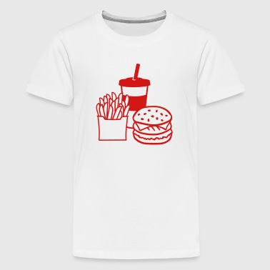 Fast food - Kids' Premium T-Shirt