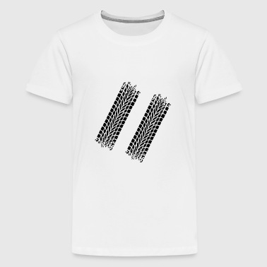 Tires - Kids' Premium T-Shirt