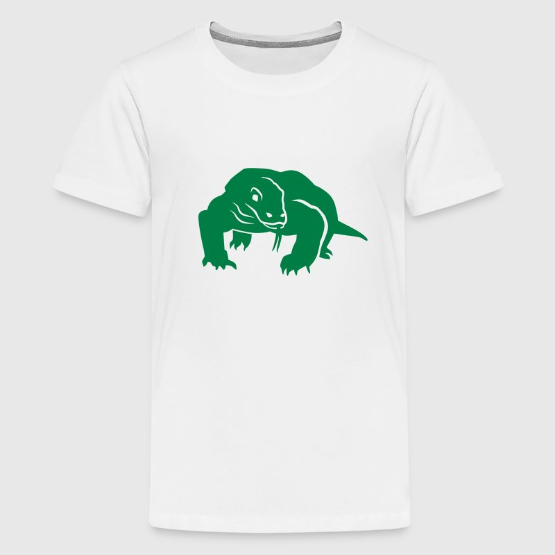 Komodo dragon - Kids' Premium T-Shirt