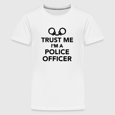 Police officer - Kids' Premium T-Shirt