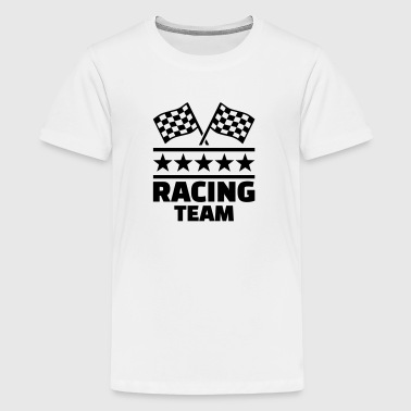 Racing team - Kids' Premium T-Shirt