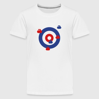 Curling - Kids' Premium T-Shirt