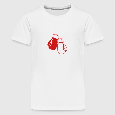 sports boxing glove 12 - Kids' Premium T-Shirt