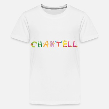 Chantell - Kids' Premium T-Shirt